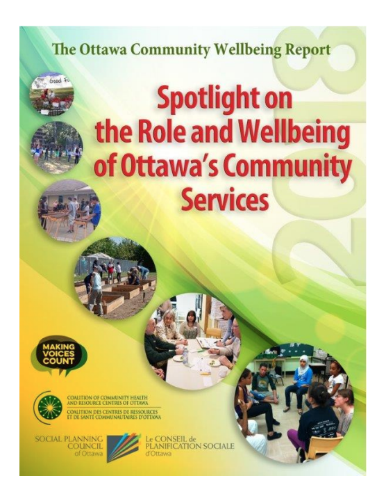 Wellbeing of Ottawas community services report